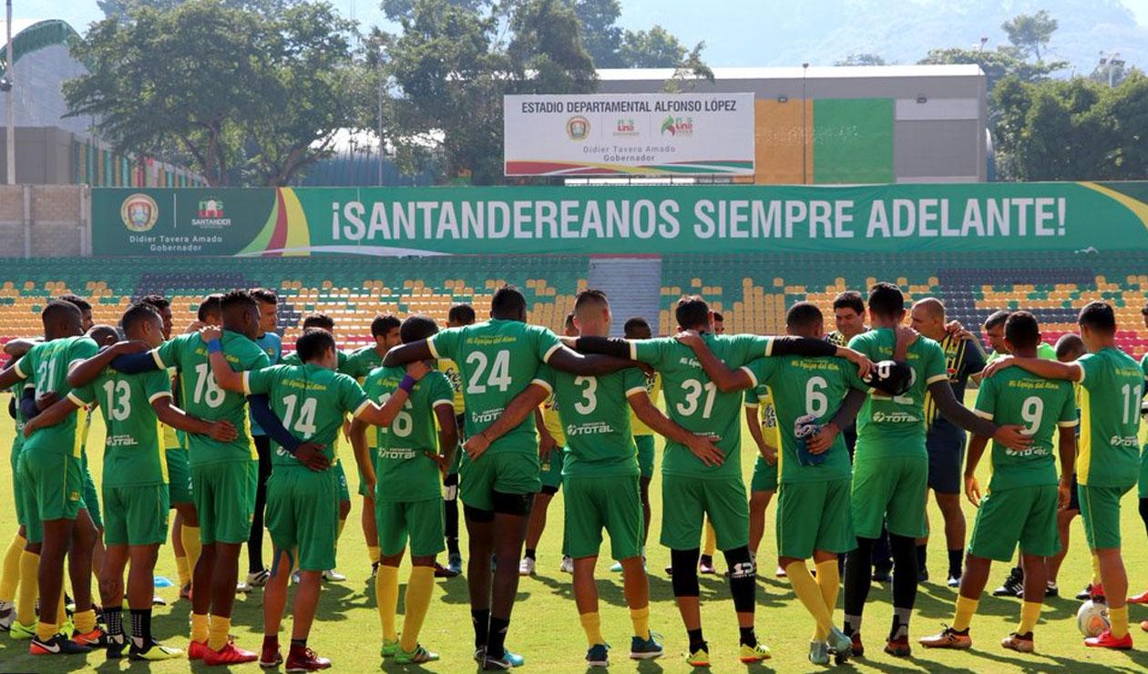 Liga Aguila Presidente Del Bucaramanga Recibio Fuertes Amenazas Antena 2