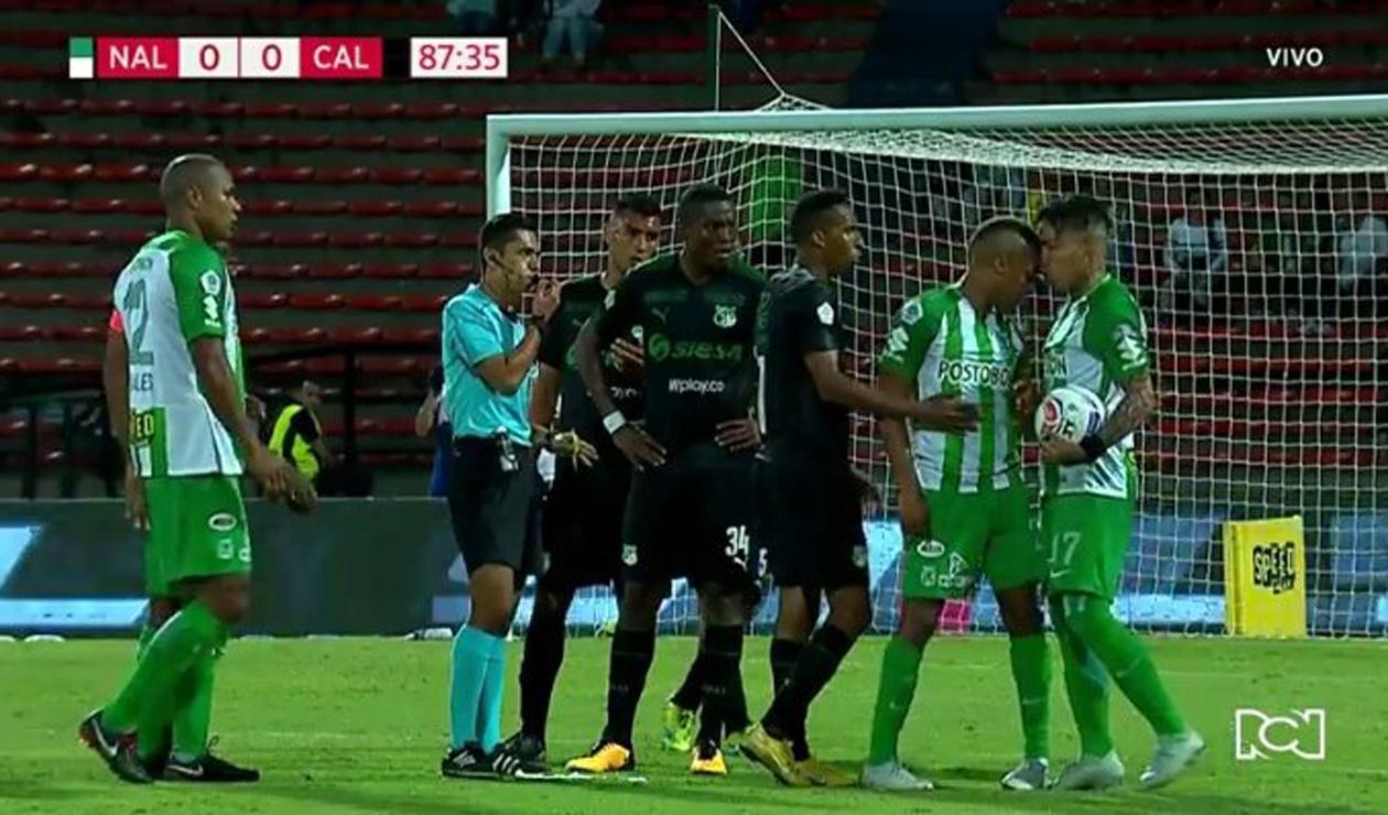Atlético Nacional Vs. Deportivo Cali