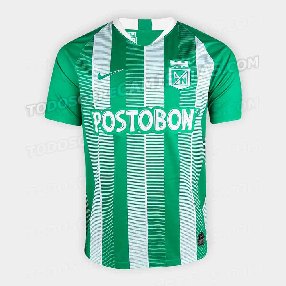 Posible nueva camiseta de Atlético Nacional