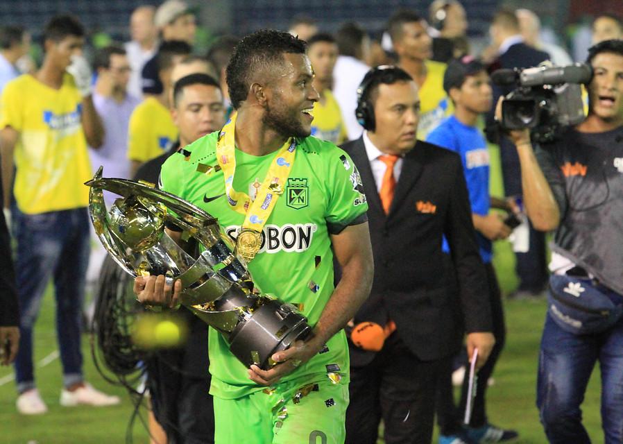 Miguel Borja - Atlético Nacional 2016