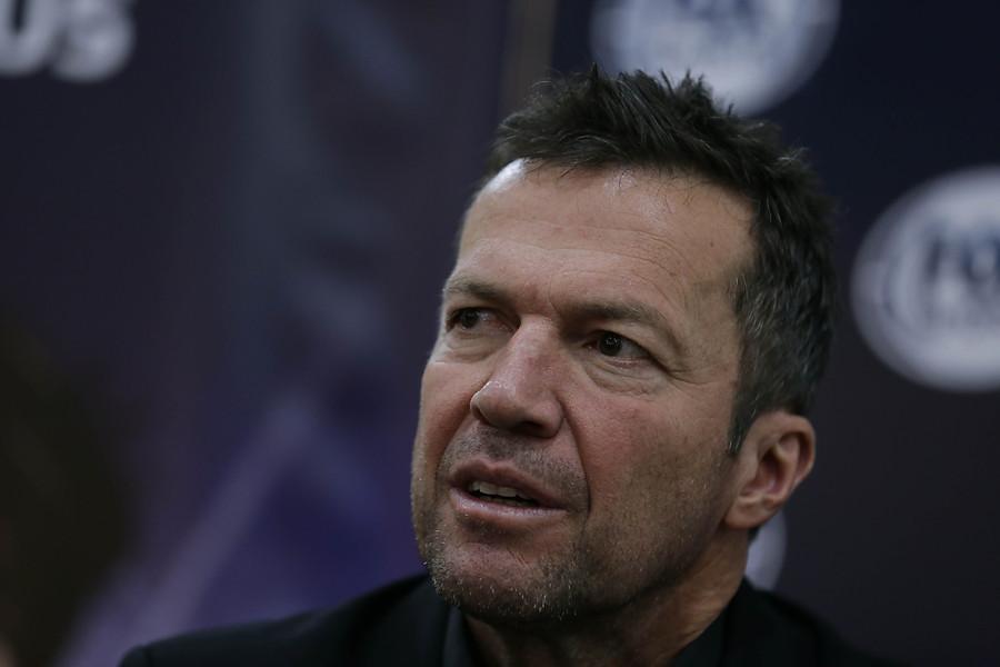 Lothar Matthäus, exjugador alemán