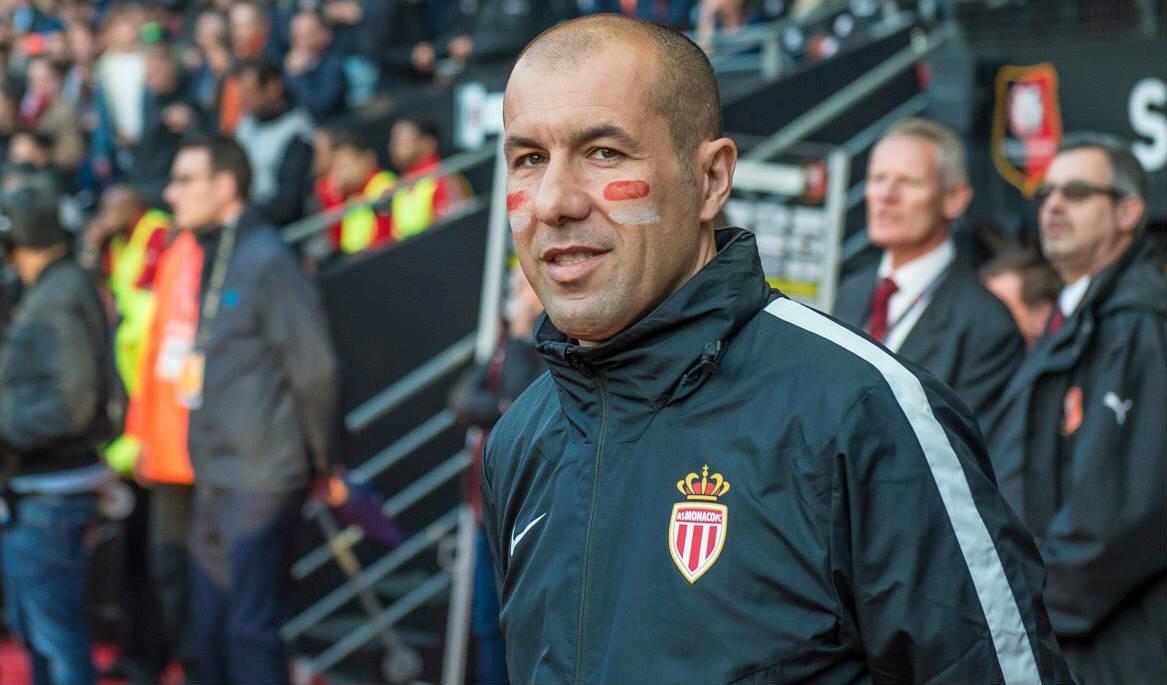 Leonardo Jardim, ex director técnico de AS Mónaco