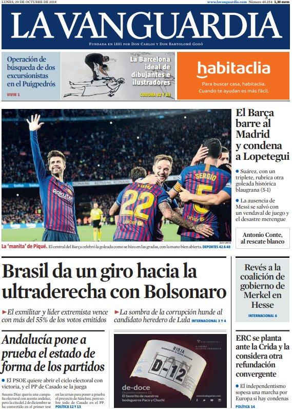 Diario La Vanguardia