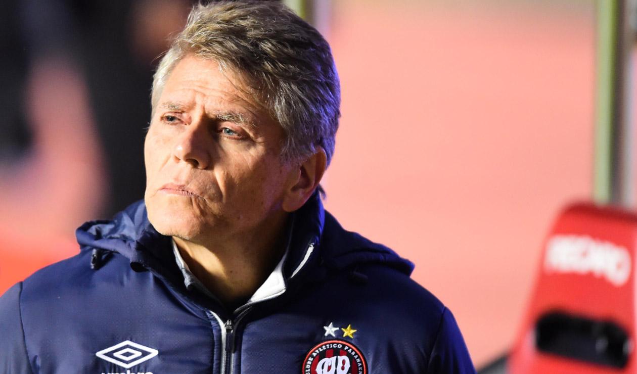 Paulo César Autori, técnico brasileño, quien estaría próximo a ser el nuevo técnico de Nacional