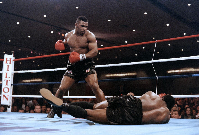 El día en que Mike Tyson estuvo cerca de golpear a Michael Jordan | Antena 2