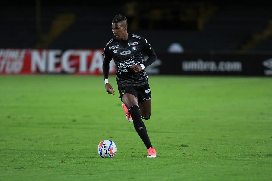 Johan Arango, futbolista colombiano