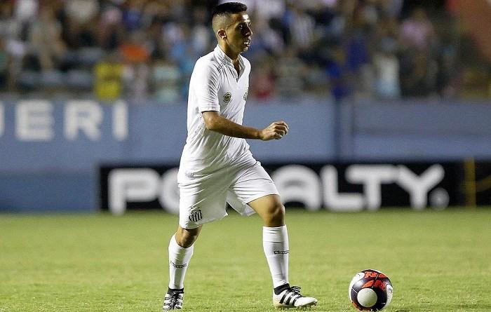 Giovane Mário de Jesús, jugador de Santos