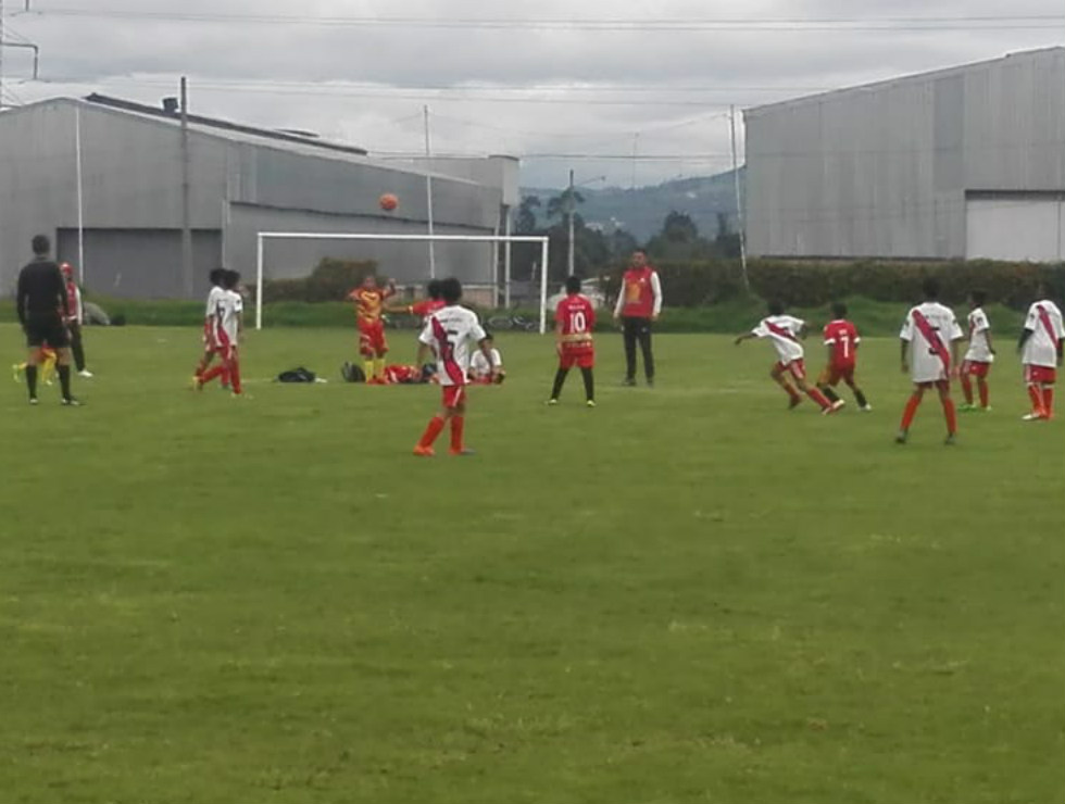 River Plate Vs León Rojo