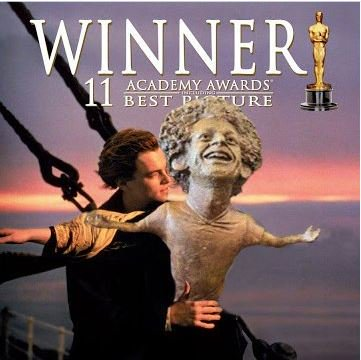 Mohamed Salah - Meme sobre su estatua
