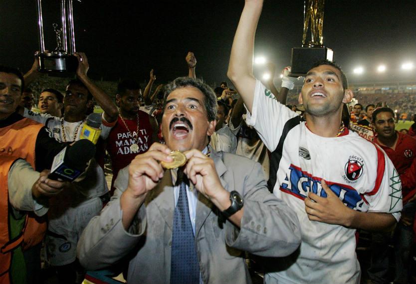 Pinto campeón