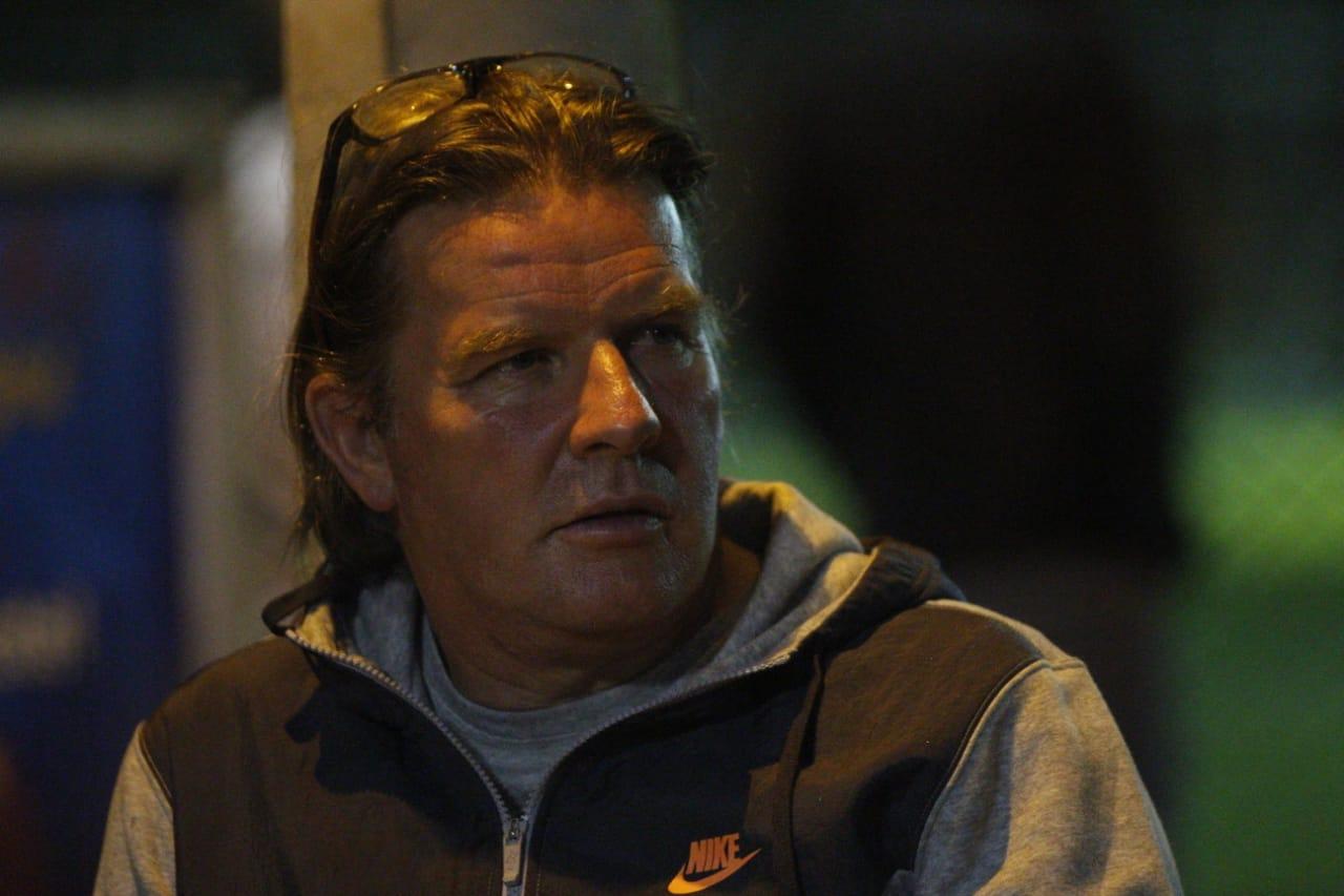 Eddie Van Schaick ya se encuentra trabajando con Atlético Nacional