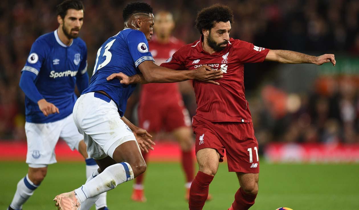 Everton Vs. Liverpool, EN VIVO fecha 5 - Premier League | Antena 2