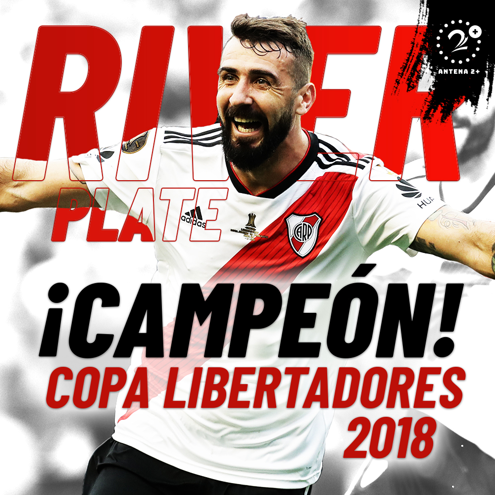 River Plate levanta su cuarta Copa Libertadores