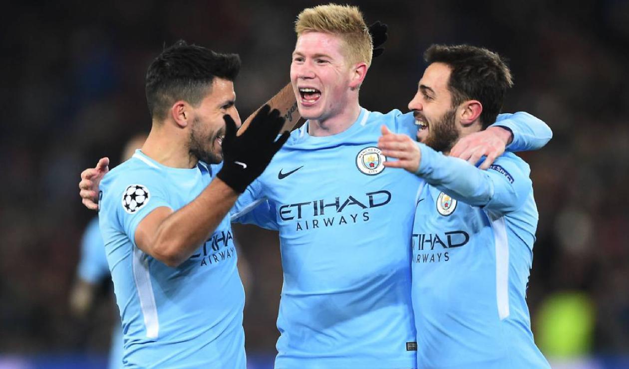Champions League: hora y canal para ver Manchester City vs Lyon | Antena 2