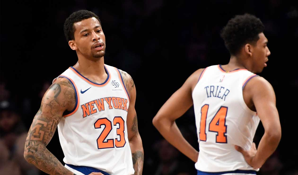 Knicks empatan con el equipo local de los Yanquis de Nueva York como los equipos más valiosos del deporte profesional en Estados Unidos