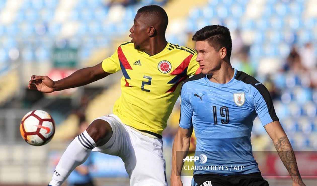 Carlos Cuesta - Selección Colombia Sub 20