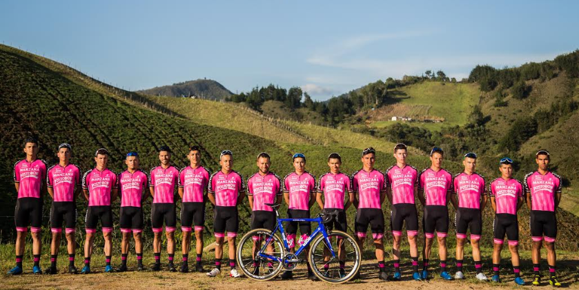 Equipo Manzana Postobón Team Continental Pro