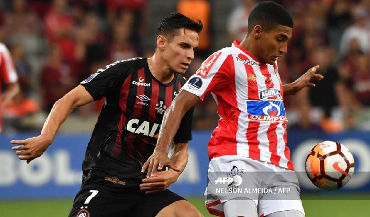 Gabriel Fuentes - Junior de Barranquilla