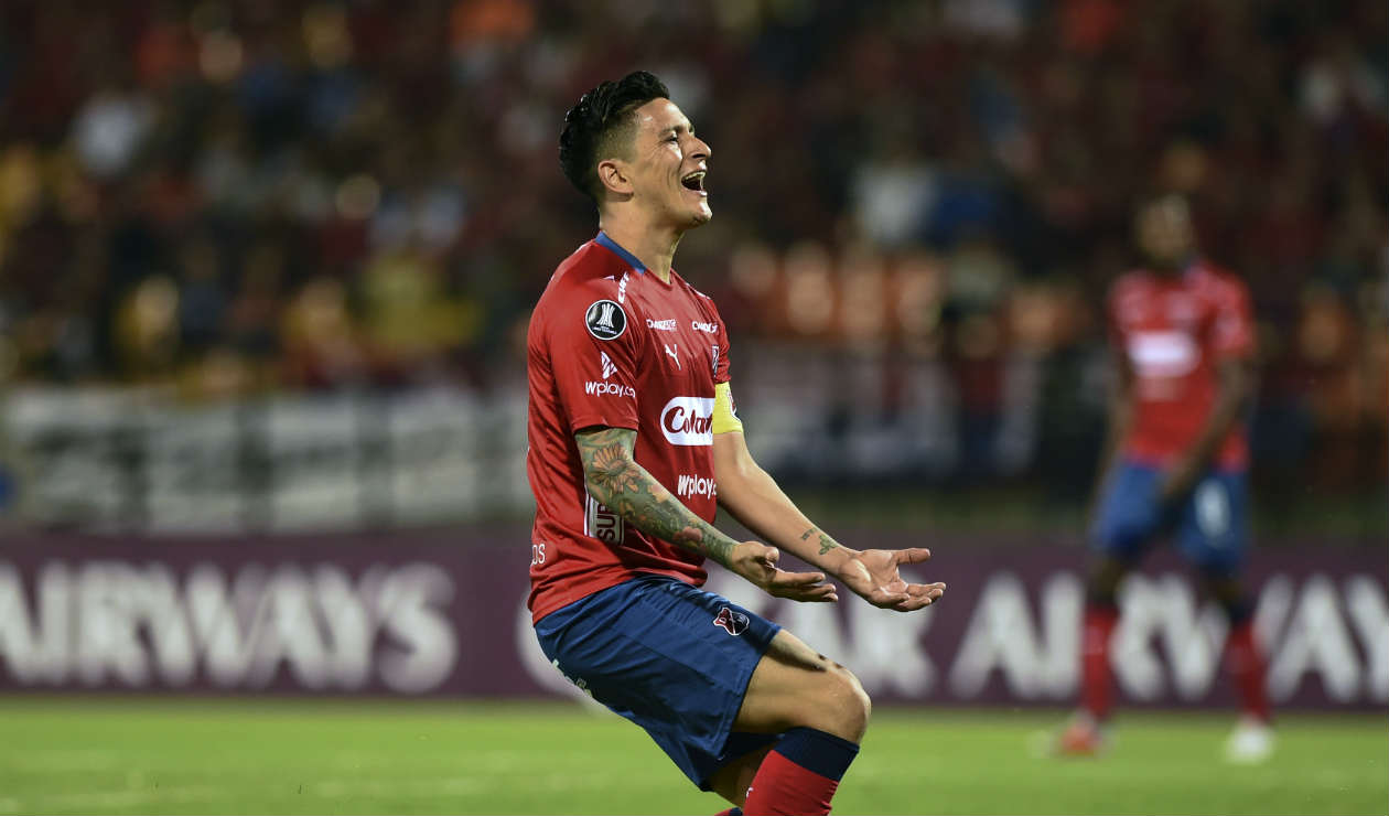 Momento de negociar: la nueva condición para que Germán Cano se quede en Medellín - Antena 2