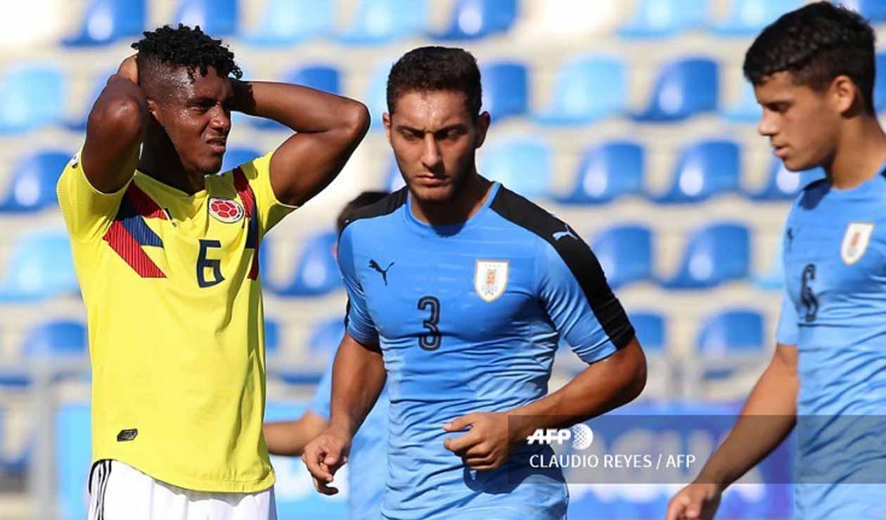 Yeiler Goez - Selección Colombia Sub 20