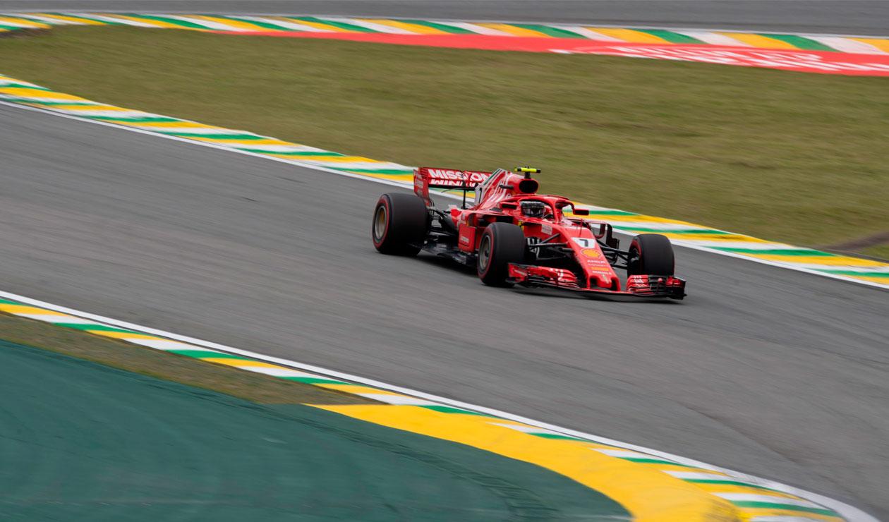 Kimi Räikkönen tiene el registro de la vuelta más rápida en la historia de la Fórmula 1