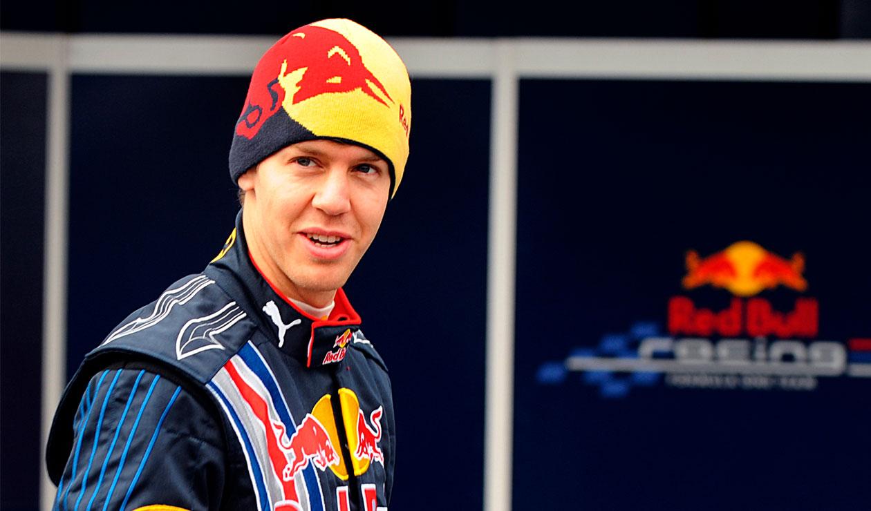 Sebastian Vettel, el 'poleman' más joven en la historia de la Fórmula 1