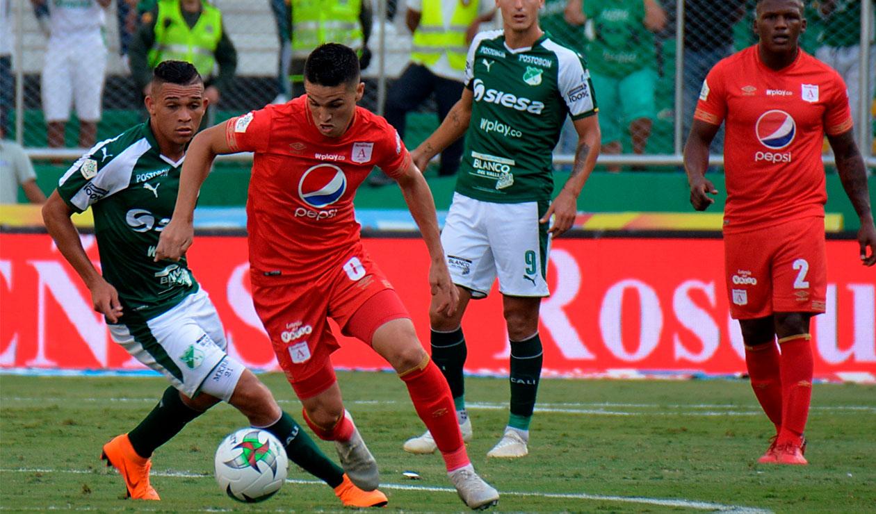 Deportivo Cali vs América EN VIVO - Liga Águila, cuadrangulares | Antena 2