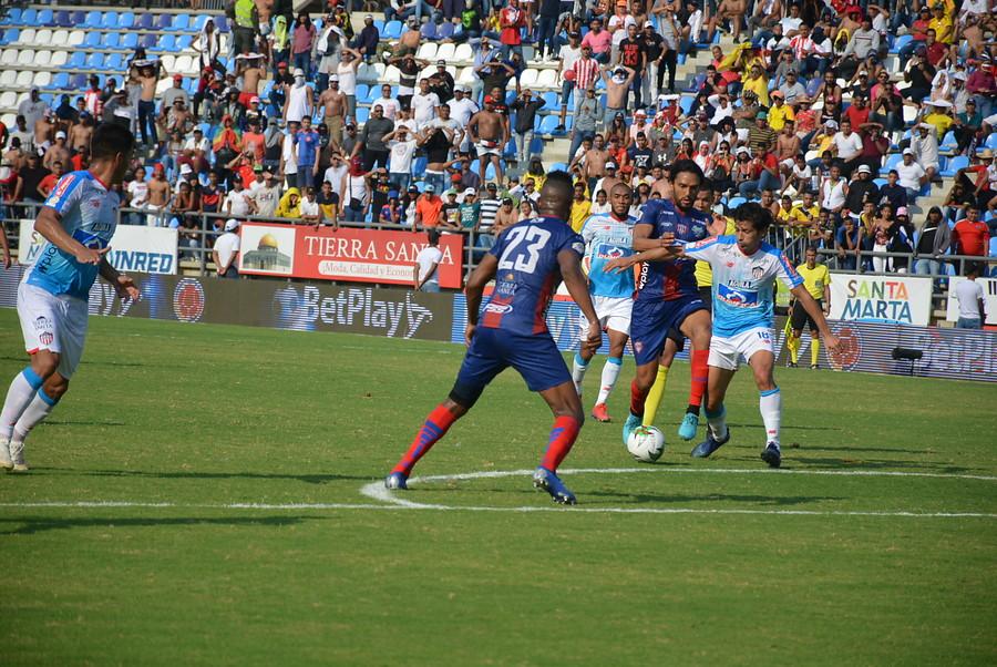 Matías Fernández - Junior 2019