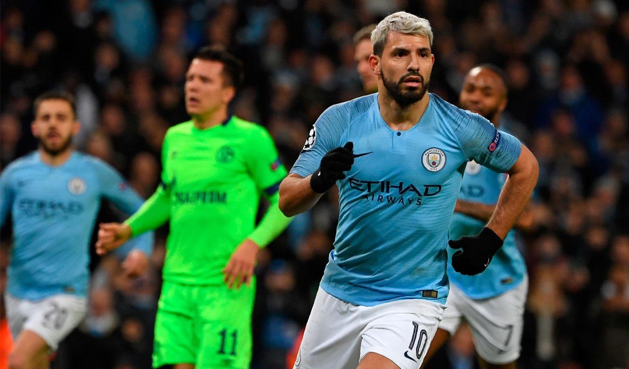 La rodilla de Sergio Agüero vuelve a preocupar al Manchester City | Antena 2