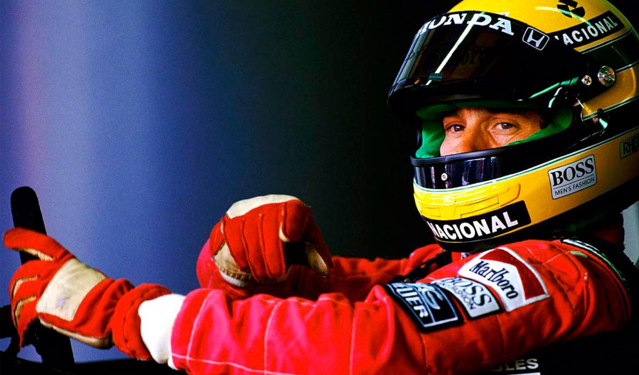 Ayrton Senna, un mito de la Fórmula 1