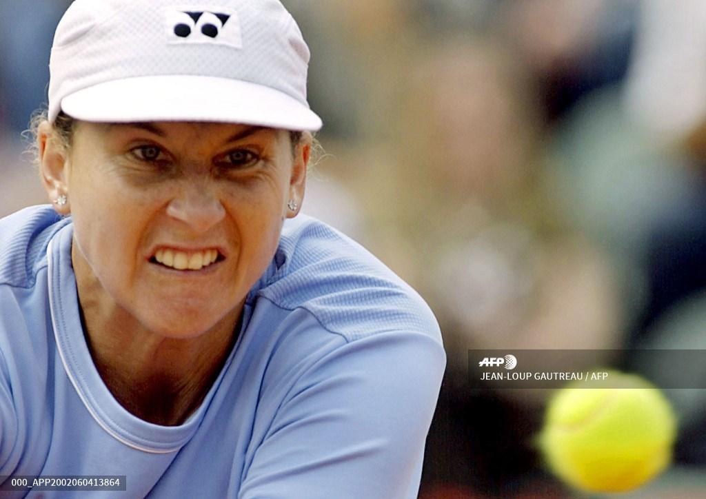 Monica Seles ganó su décimo y último título de Grand Slam de singles con la victoria en el Abierto de Australia.