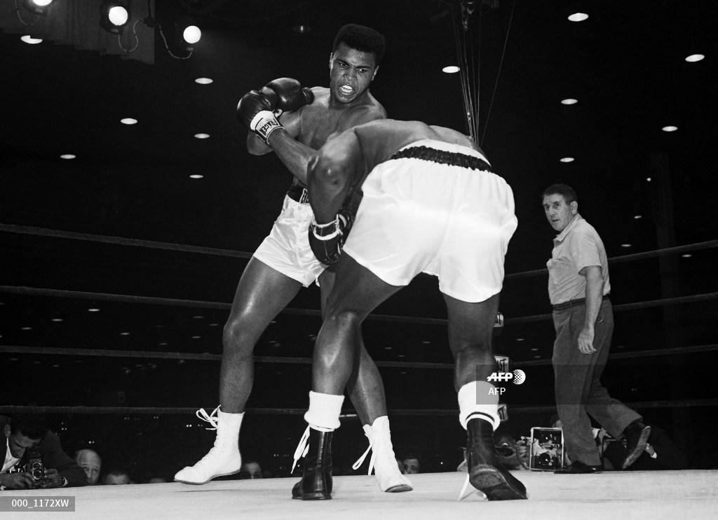 Muhammad Ali fue sancionado durante tres años, entre 1967 y 1970