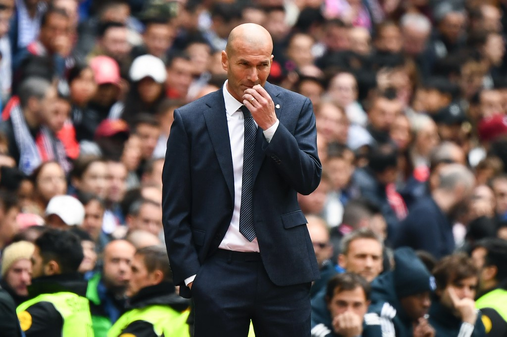 Zidane cree que el formato de la Champions está bien | Antena 2