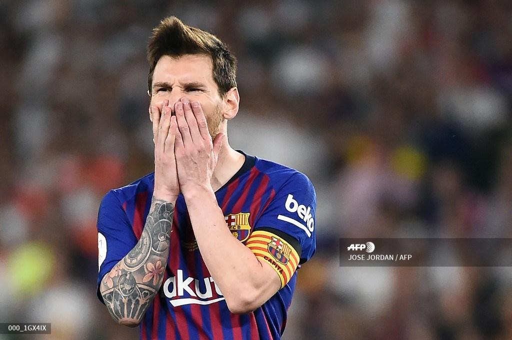 Barcelona pedirá rebaja salarial a Lionel Messi para su renovación | Antena 2