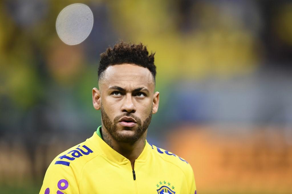 Neymar Jr, futbolista brasileño
