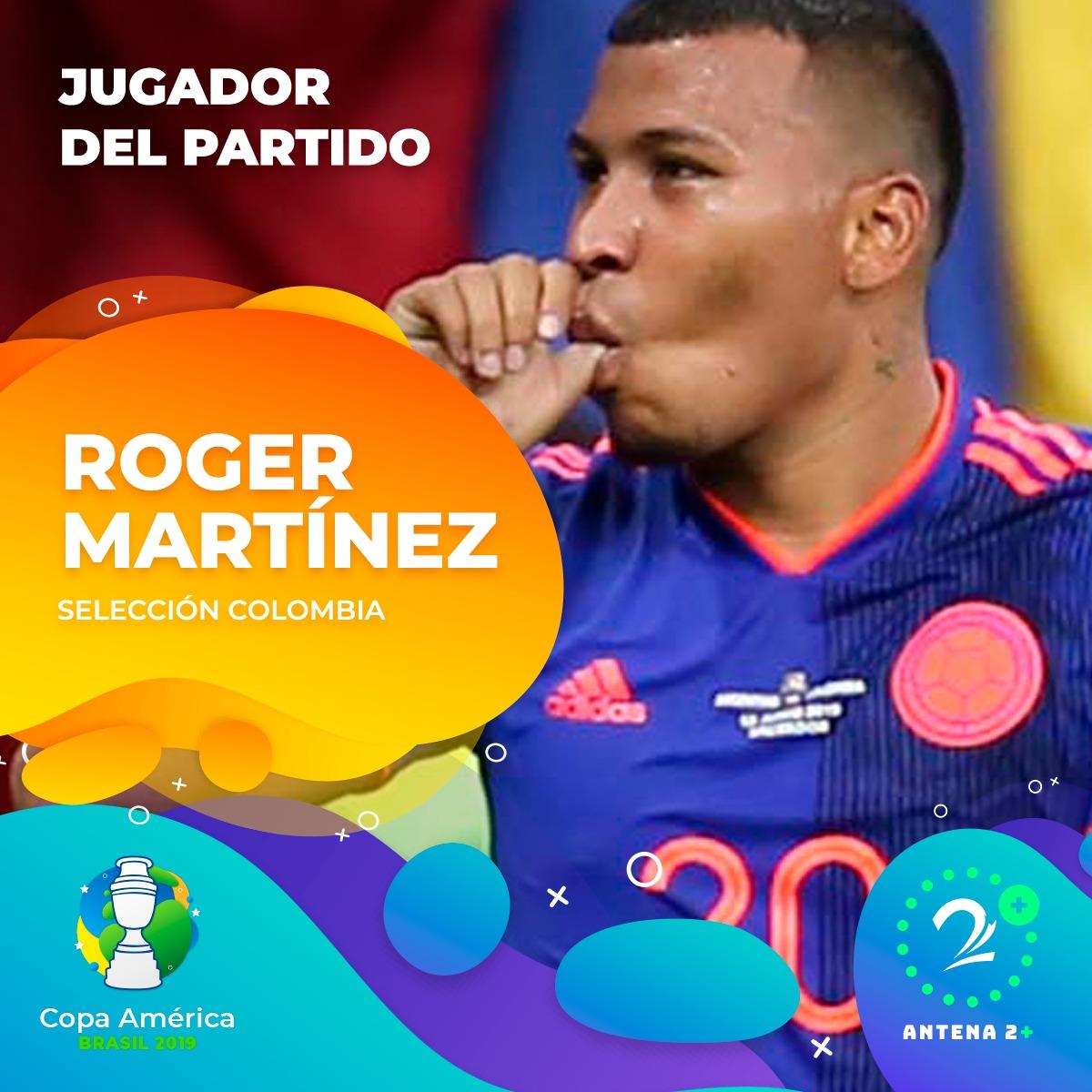 Roger Martínez