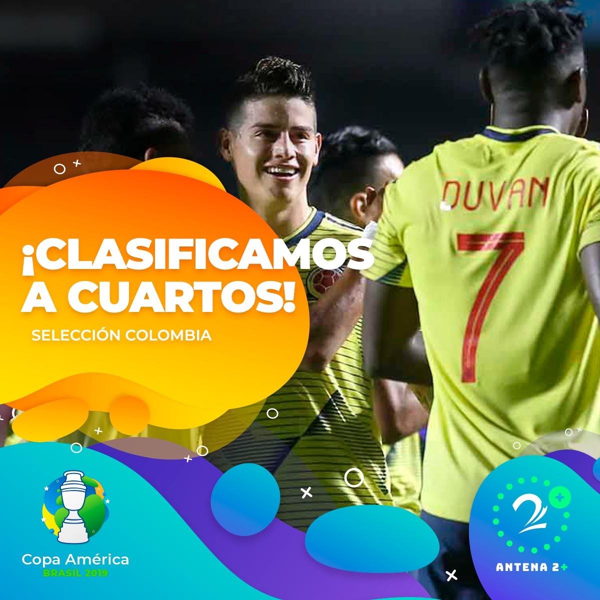 James  figura Copa América