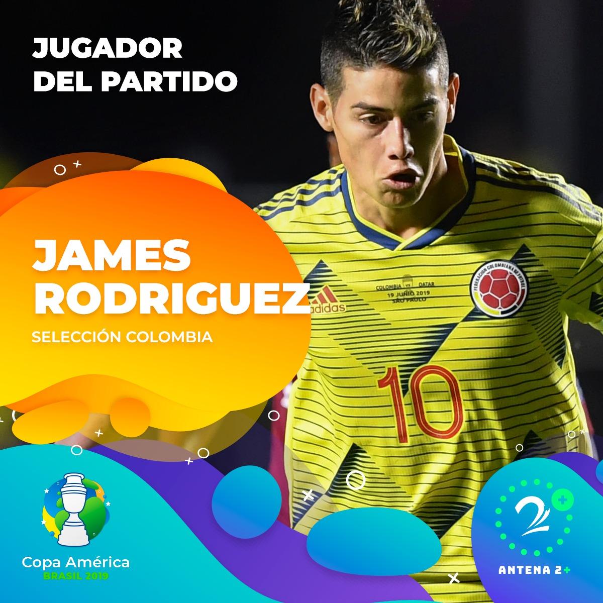 James Rodríguez - Copa América