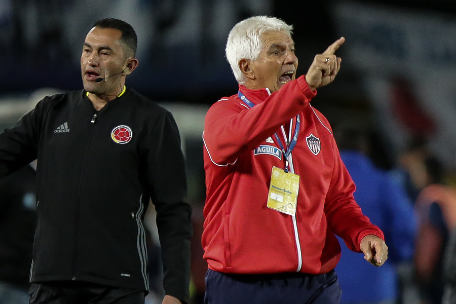 Liga Águila: Comesaña elogió a Nacional tras el empate con Junior   Antena 2