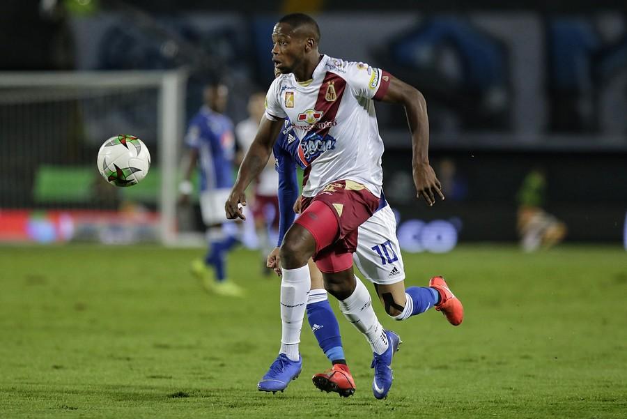 Leyvin Balanta - Deportes Tolima