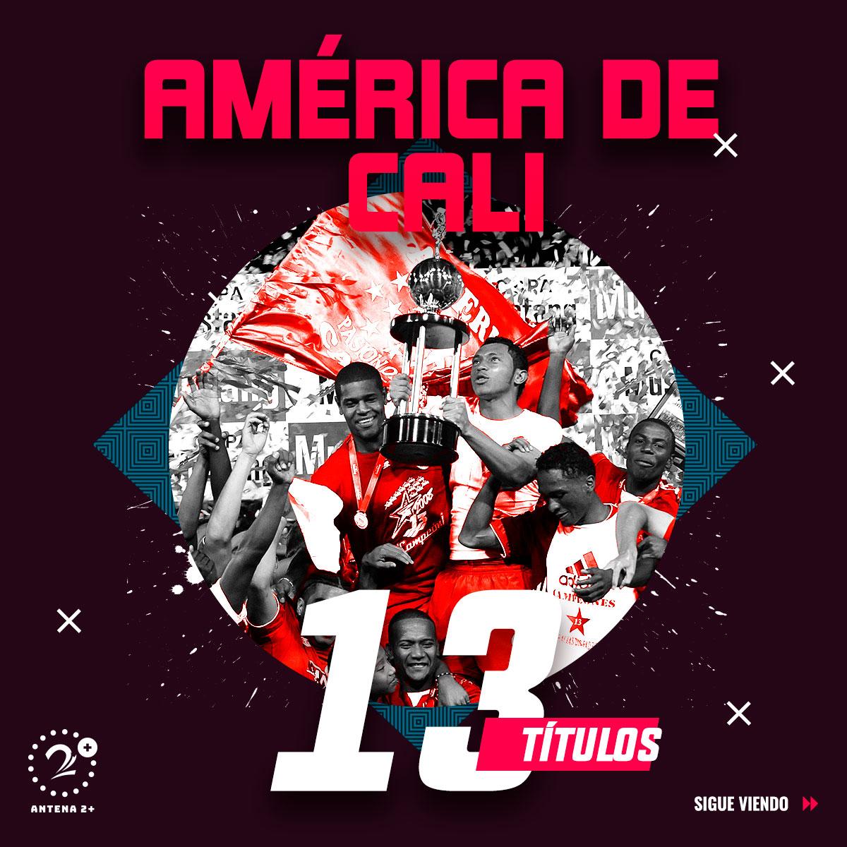 América - 13