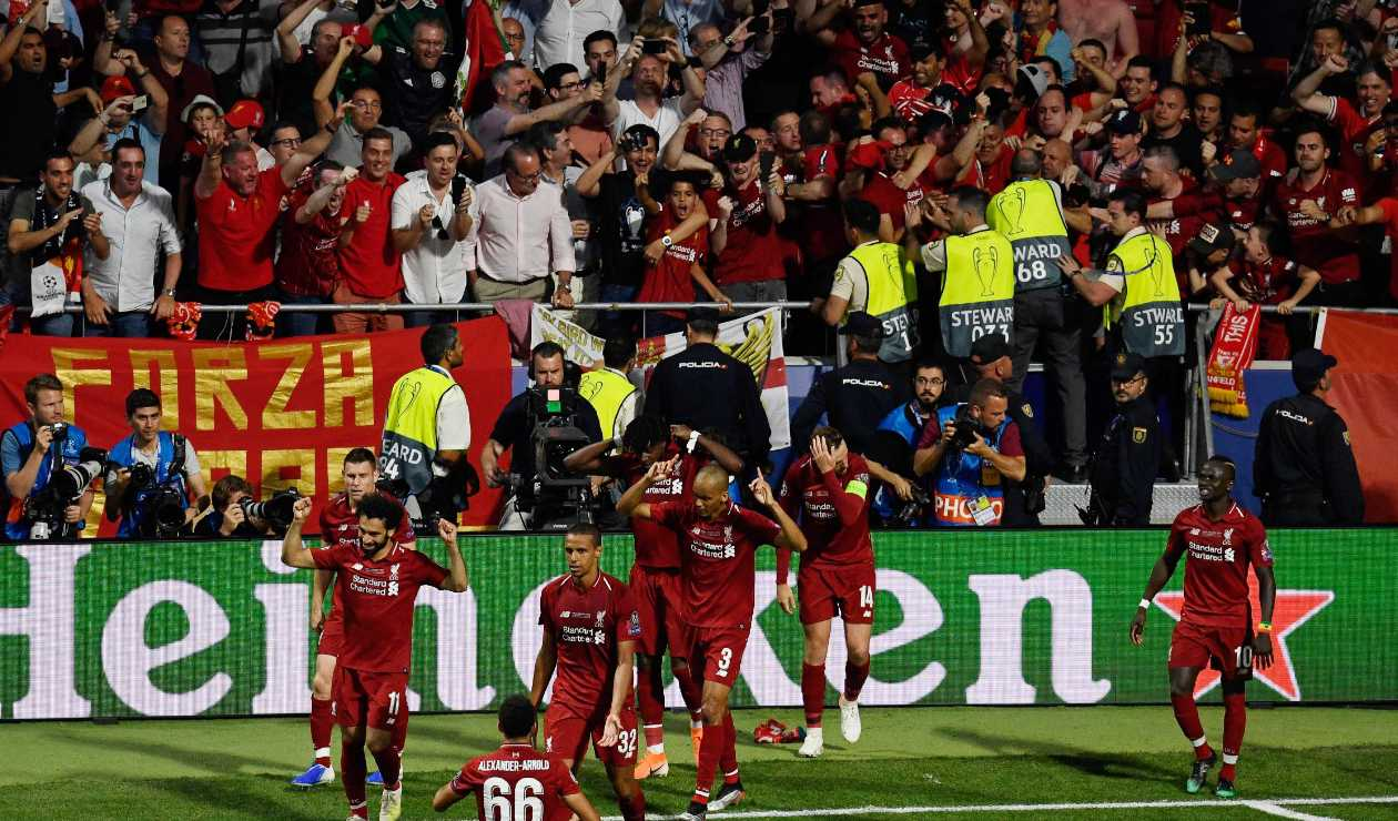 EN VIVO: Liverpool Vs. Flamengo - Final Mundial de Clubes | Antena 2