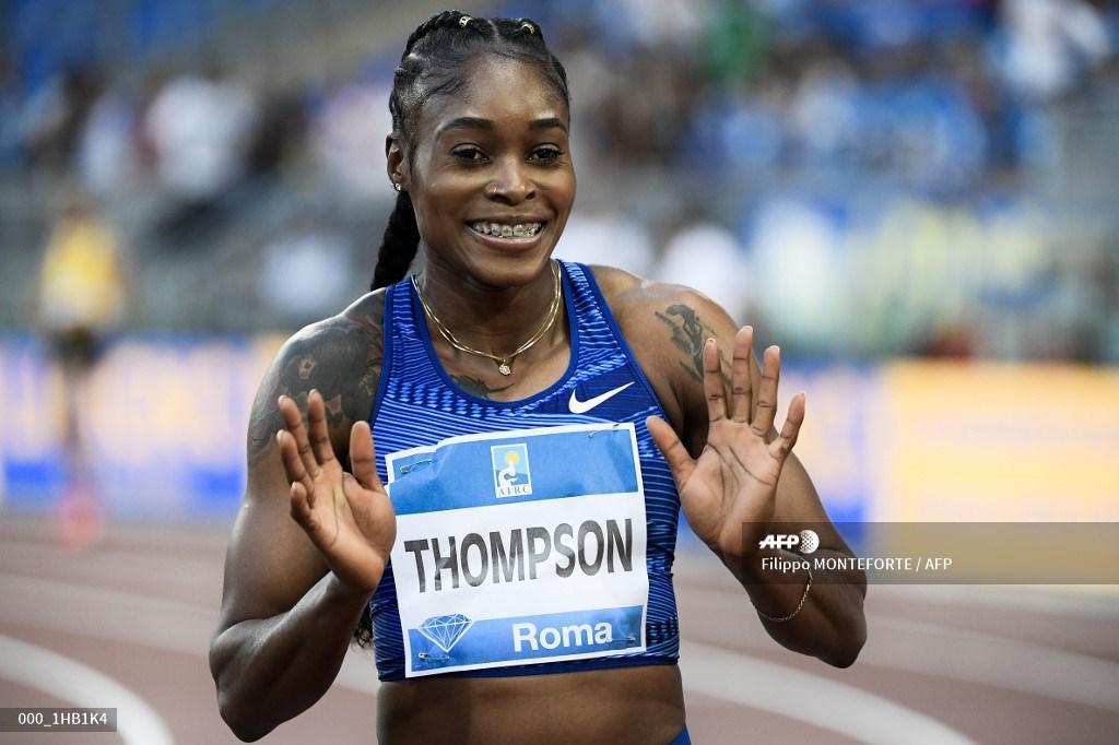 ELAINE THOMPSON, Juegos Panamericanos