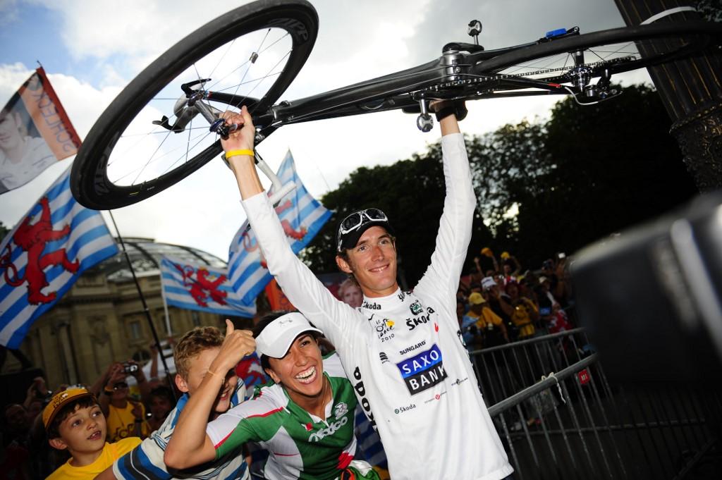 Andy Schleck, ciclista luxemburgués