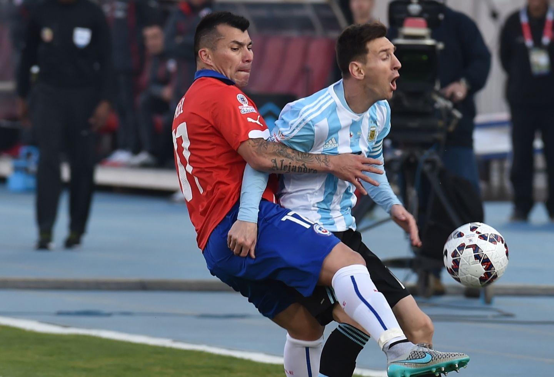 Argentina vs. Chile en Copa América: ¿un partido que no vale la pena?    Antena 2