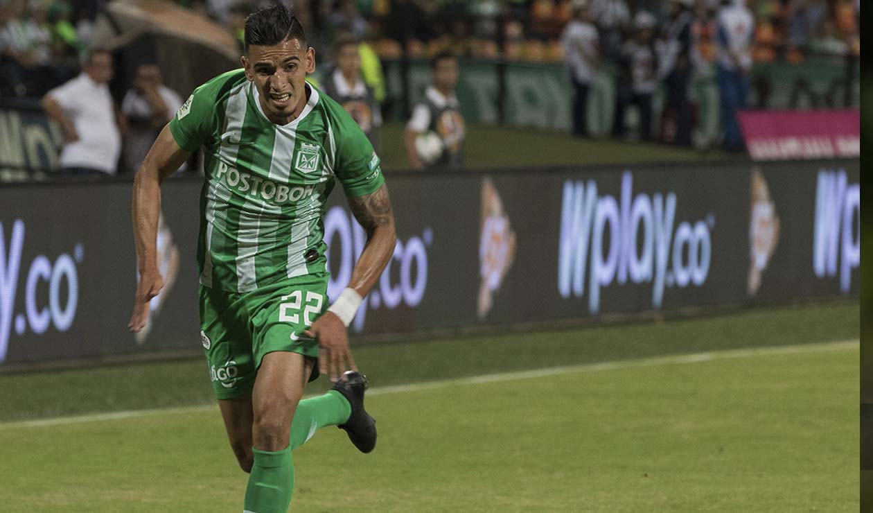 Daniel Muñoz - Atlético Nacional