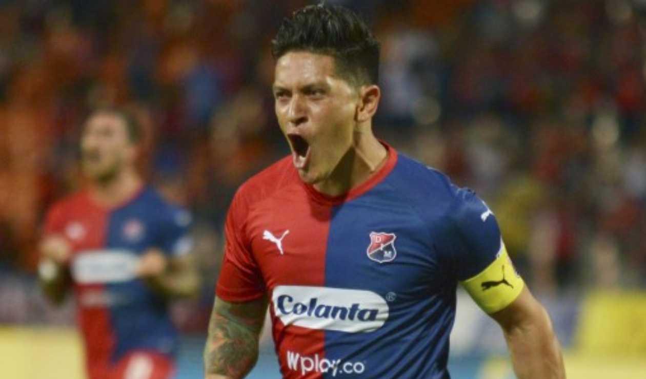 Germán Cano reveló tres millonarias ofertas que lo alejarían de Medellín - Antena 2