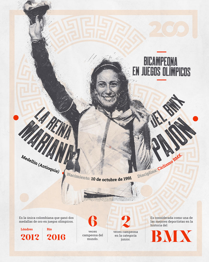Bicentenario, Mariana Pabón