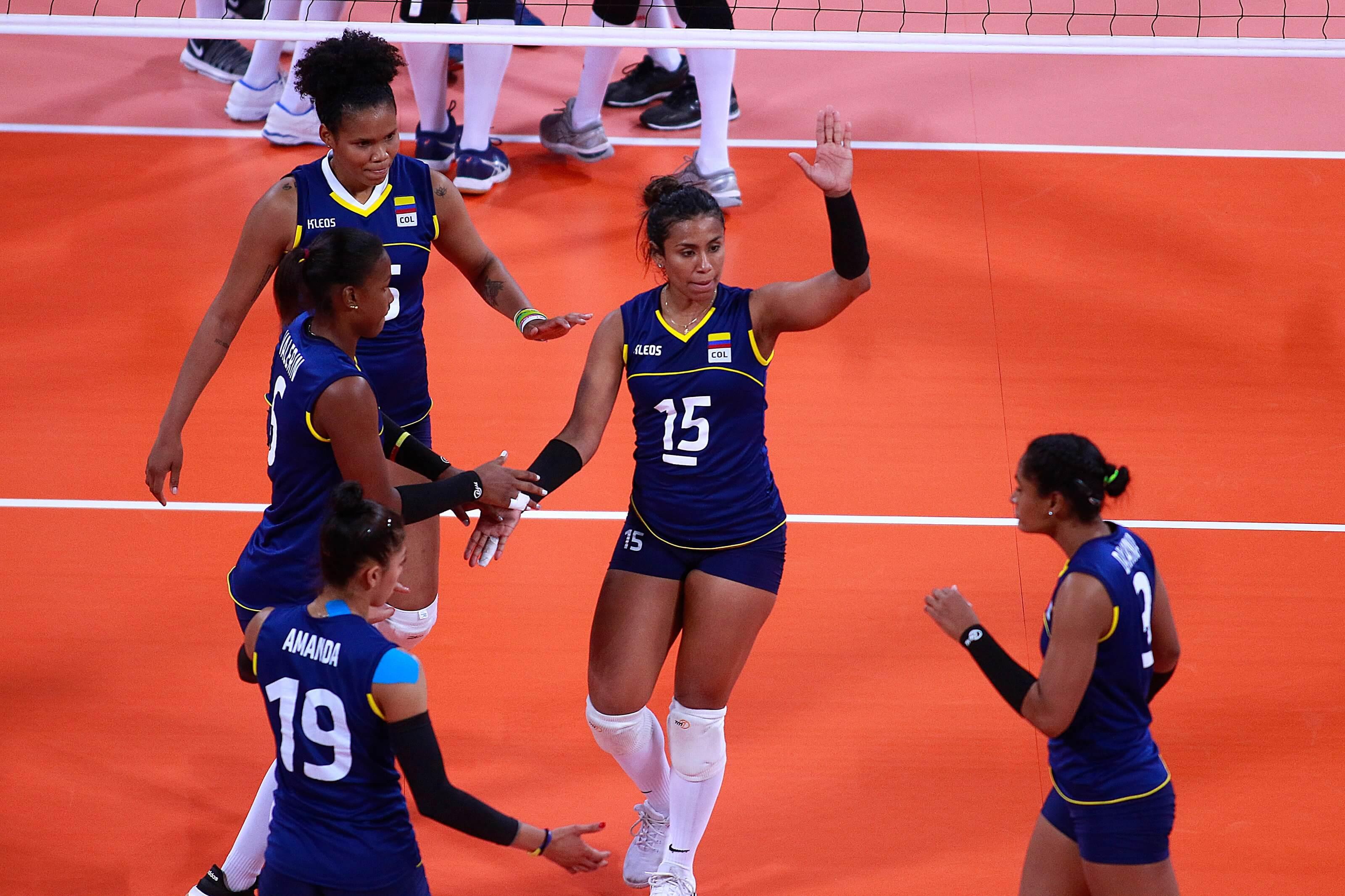 Calendario de Colombia en el Torneo Preolímpico de Voleibol Femenino    Antena 2