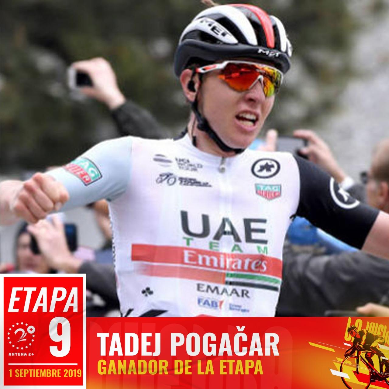 Vuelta a España - Etapa 9